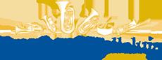 Brassband Halleluja Menaam Logo