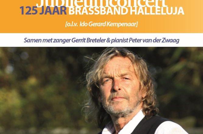 25 jaar Brassband Halleluja Menaam